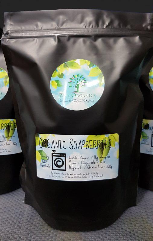 Organic Soap Berries